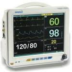 Multi-Parameter Patient Monitor with 12.1 Inch TFT Color Screen