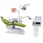 High-Class popular dental chair unit MKT-600  with dental chair price