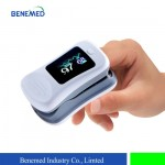 Portable Digital LED Fingertip SpO2 Pulse Oximeter