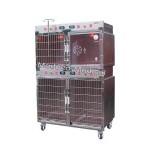 New warm light power oxygen cage  Steel Cage Moddel Pet Carrier Medy-03