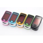PROMISE LED display FDA CE ISO certification fingertip pulse oximeter for human and pediatric