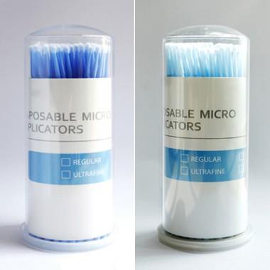 Fiber-brush applicant stand Micro Brush Applicator for clinic&salon