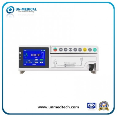 Wuhan Union Medical Smart Unm20 Infusion Pump with WiFi