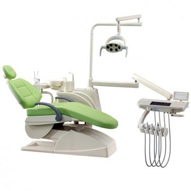 Ergonomic design complete dental chair unit MKT-380 from Foshan