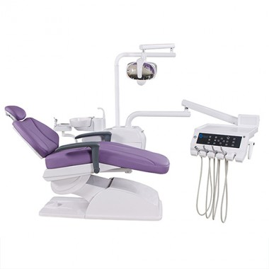 CE Approved competitive price dental chair unit MKT-500
