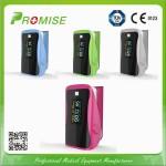 FDA Home care spot-check non invasive fingertip pulse oximeter for SPO2, pulse rate, pi perfusion index