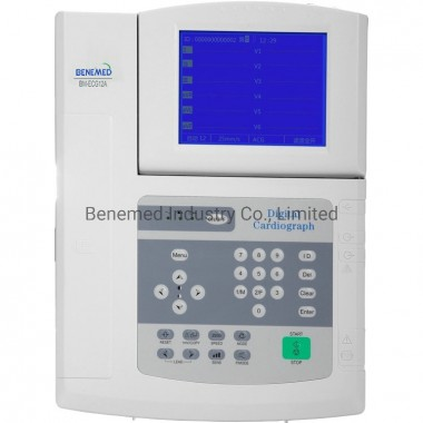 Hotsale Digital Medical Electrocardiograph 12 Channel ECG Machine