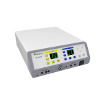 portable surgical diathermy machine 100 watt 150 watt 300 watt 400 watt with monopolar and bipolar accessory accessories