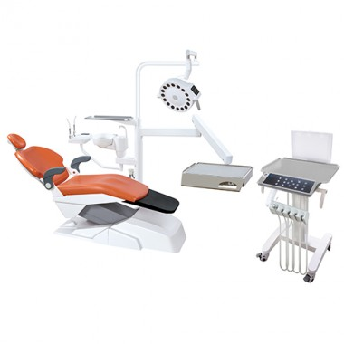 2020 new arrival humanized design surgical type dental chair unit U-112 for dental treatment