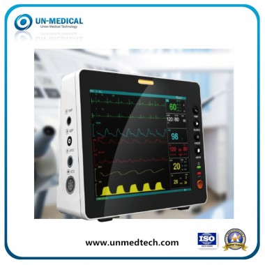 (PM9000D) New Mould 15 Inch Patient Monitor with Storage Box