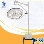 II Series LED Shadowless Light 700 Mobile with Battery