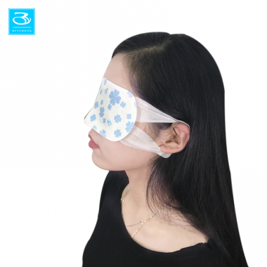 China Gold Supplier OEM Hot Sale Fashion Medical Spa Steam Eye Mask