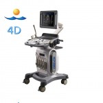 Digital 4D Medical Instrument Ultrasound Scanner
