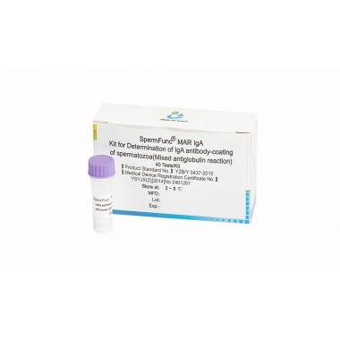 SpermFunc® MAR IgA - Kit for Determination of IgA Antibody-coating of Spermatozoa (MAR)