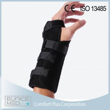 Enhanced wrist splint