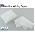 Medical wiping paper