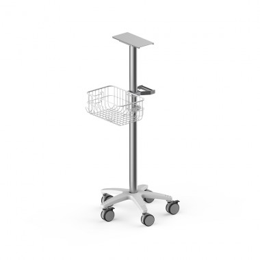 Medical monitor trolley /Hospital cart/ Emergency checking trolley