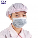 black activated carbon mask