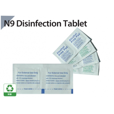 Disinfection tablet