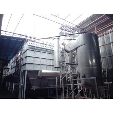 Circulating Pneumatic Pluse Hot Air Stream dryer